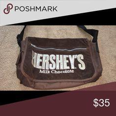 Hershey backpack Hershey Milk Chocolate design flap bag Bags Crossbody Bags