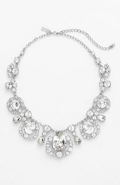 kate spade new york 'grand debut' collar necklace available at #Nordstrom