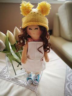 Crochet Hats, Summer Dresses, Dolls, Fashion, Knitting Hats, Baby Dolls, Moda, Summer Sundresses, Fashion Styles