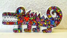 Design: James Rizzi Painting