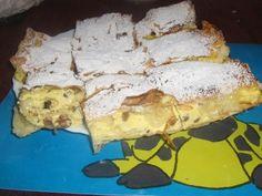 Placinta cu branza dulce si stafide French Toast, Sweets, Bread, Breakfast, Desserts, Food, Romanian Recipes, Morning Coffee, Tailgate Desserts