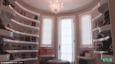 Kylie Jenner takes fans inside HUGE closet at her $2.7million mansion | Daily Mail Online
