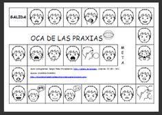Ejercicios de lenguaje: Praxias linguales | Recursos para maestros de apoyo