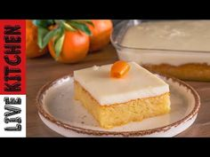 Η ΚΑΛΥΤΕΡΗ ΠΟΡΤΟΚΑΛΟΠΙΤΑ ΤΟΥ ΚΟΣΜΟΥ! Φτιάξτε την και θα με θυμηθείτε - Orange cake Portokalopita - YouTube
