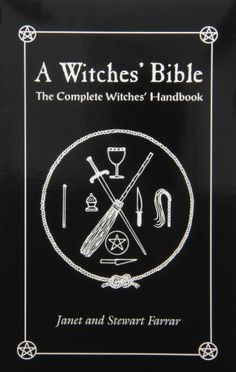 An essential primary source for my ever-growing study of the occult, specifically, neo-paganism, and even more specifically shamanism and neo-classical witchcraft.   A Witches' Bible: The Complete Witches' Handbook - Janet and Stewart Farrar  Sadly, I suspect that many in today's world would not be able to distinguish their own beliefs from those of the Farrar's.