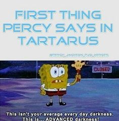 Sad that they're in Tarturus, but funny