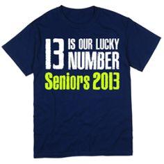 2013 Seniors T-Shirt