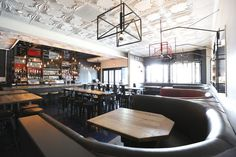 The Belmont- New look partners are Ray Garcia (The Little Bear, Blue Dog Tavern) and Dylan Leong (Sunset Trocadero)