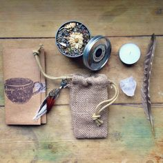 Dancing Warrior a tea ritual kit to raise funds for Kelly Clark aka UmberDove - love this idea from Danmala... could be used for so many things.