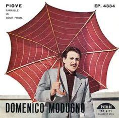 Domenico Modugno - Piove (Vinyl) at Discogs