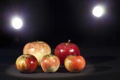 les pommes - L'instant cru