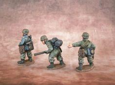 Jacksarge's Battles & Brushes: Early War Fallschirmjager...Part Two