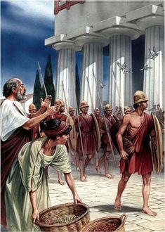 Спартанцы в Сиракузах