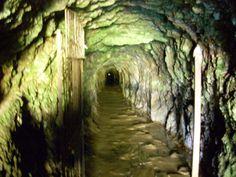 Cueva en la Carolina, san luis argentina