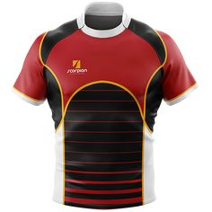 Scorpion Sports UK manufactured sublimation rugby shirts available in any pattern or colour you require.
