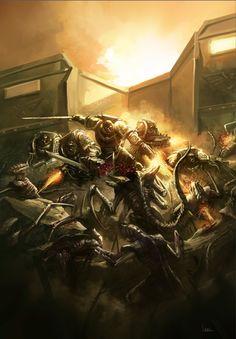 deatwahtch warhammer 2 by faroldjo.deviantart.com on @deviantART