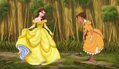 While looking for details to support the theory connectingFrozen's King and Queen toTarzan's parents, I actually found more compelling evidence to suggest Tarzan's Jane is relat…