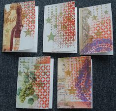 All of Me: Festive Cards