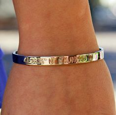 One of our hottest items! This Nantucket Island Coordinate cuff bracelet is a beautiful way to wear your Nantucket. The bracelet features the Island coordinate