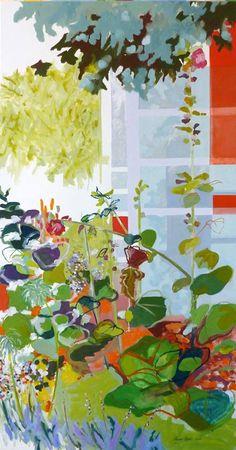 Peinture 2011 - 2012 - Liliane Camier