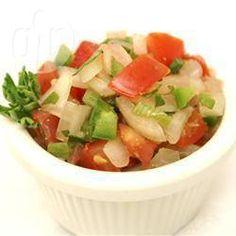 Pico de gallo (salsa mexicana) @ allrecipes.com.br