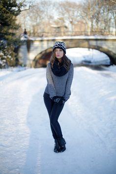 Look du Jour – Central Park