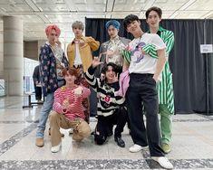 Pentagon Members, Pentagon Kino, Cube Entertainment, Group Photos, Kpop Groups, Ball Gowns, Couple Photos, Universe, Boys