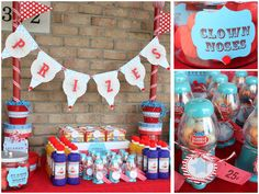 carnival birthday party | Carnival Birthday Party!