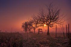 before sunset by John Palmer