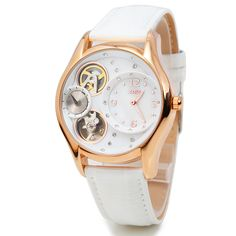 Mechanical Watches Women Cool Watches, Rolex Watches, Women's Dress Watches, Mechanical Watch, Vintage Watches, Women's Fashion Dresses, Fashion Watches, Gold Watch, Omega Watch