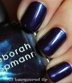Deborah Lippmann - Dancing in the Sheets (Footloose Collection Exclusively for HSN 2011) / AllLacqueredUp