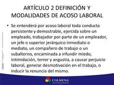 ... CONFERENCIA ACOSO LABORAL Y OTROS HOSTIGAMIENTOS Mª Àngels Carrión García Doctora Excelente Cum Laude por Unanimidad Presidenta de la Asociación de Expertos. http://slideplayer.es/slide/1749455/