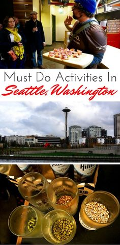 The top activities and attractions you can't miss in Seattle, Washington. Plus how to save on them. http://www.topbestonline.com/restaurants-in-seattle/