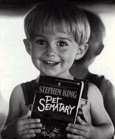 many, many years ago i saw this movie, based on the Steven King novel with the same name, Pet Sematary...this little boy totally stole the entire film...he was SOOO good at his role, especially for being such a young age!!!
