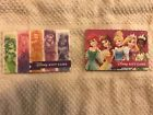 2 Disney Gift Cards - Never Used!!! $30 Value ($15 Each) with Free Shipping!