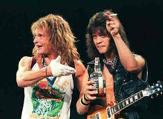 Van Halen & Jack Daniels