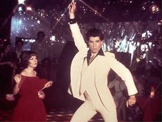 dancing- saturday night fever