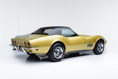 1969 Chevrolet Corvette 350 Convertible