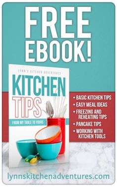 Free Kitchen Tips ebook