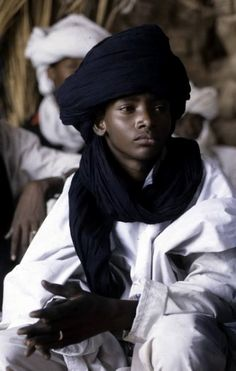 Africa | Young Tuareg near Agadez, Niger | © Jacques Derosier
