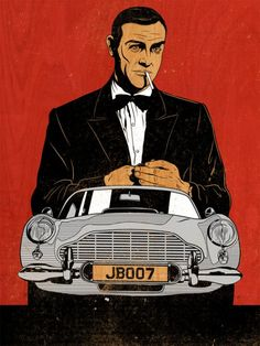 James Bond #nothingbutexcellence #leadership #leadwithgiants