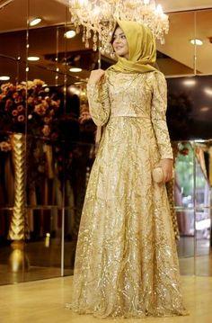 Pınar Şems - Budak Abiye Gold