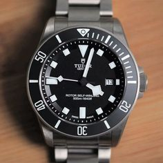 (251) Fancy - Tudor Pelagos Watch