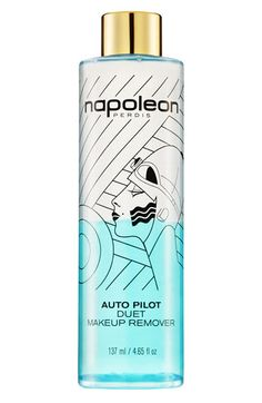 Napoleon Perdis 'Auto Pilot' Duet Makeup Remover | One of the best eye make up removers out there, hands down! <3