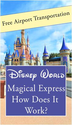 Disney offers free transportation to and from Orlando international airport. Find out how to use Disneys Magical Express to save money and yes, it's completely safe and free! |Magical Express| Disneys Magical Express| Disney Worlds Magical Express| Magical Express Disney| Disney World Tickets, Disney World Vacation, Disney Cruise Line, Disney Vacations, Disney Hotels, Disney Travel, Disney World Tips And Tricks, Disney Tips, Disney Love
