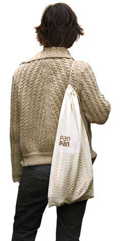 PanPan Atelier by Rocío Martinavarro, via Behance