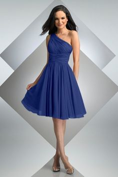 I would love this dress long.