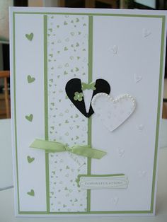 Punch art wedding card cards I love can or have done paper