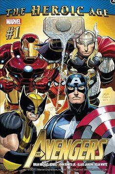 Avengers Vol.4;#1