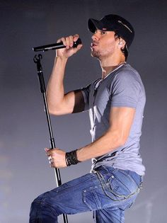 "#Wedding #music for your #reception could include greats like Enrique Iglesias.  ""Finally Found You"" is not only a great dance song, but a perfect option for Last Song of the party!"